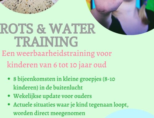 Rots & Water training start op 21 april as
